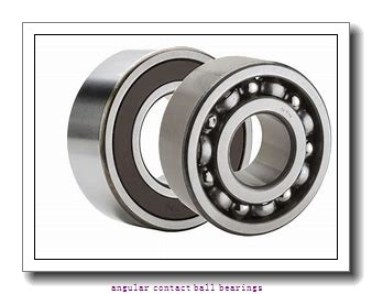 1.181 Inch | 30 Millimeter x 2.835 Inch | 72 Millimeter x 0.748 Inch | 19 Millimeter  CONSOLIDATED BEARING QJ-306 M  Angular Contact Ball Bearings