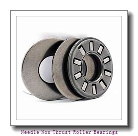 0.591 Inch | 15 Millimeter x 1.063 Inch | 27 Millimeter x 0.63 Inch | 16 Millimeter  CONSOLIDATED BEARING NKI-15/16  Needle Non Thrust Roller Bearings
