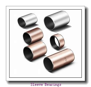 ISOSTATIC CB-1521-16  Sleeve Bearings