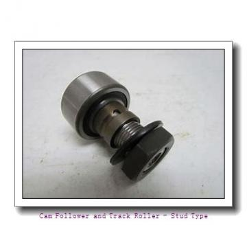 INA ZL204-DRS  Cam Follower and Track Roller - Stud Type