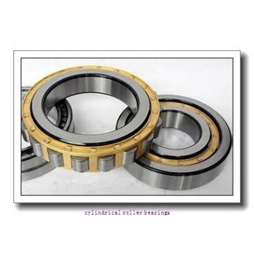 110 mm x 200 mm x 38 mm  FAG NUP222-E-TVP2  Cylindrical Roller Bearings