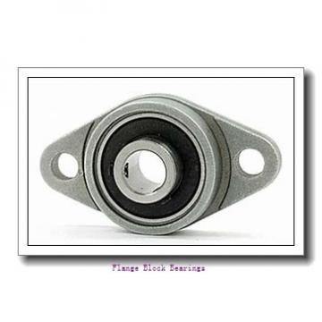 QM INDUSTRIES QAC15A075SB  Flange Block Bearings