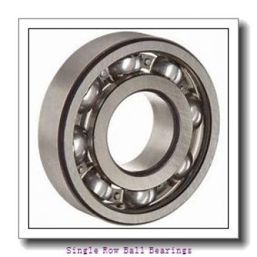 31.75 mm x 57,15 mm x 9,52 mm  TIMKEN S12K  Single Row Ball Bearings
