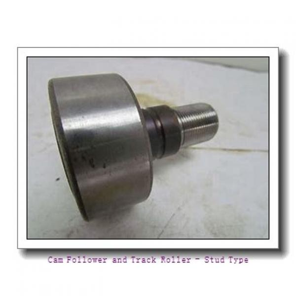 IKO CFES12-1BUU  Cam Follower and Track Roller - Stud Type #2 image