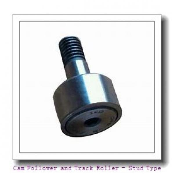 IKO CFES12-1BUU  Cam Follower and Track Roller - Stud Type #1 image